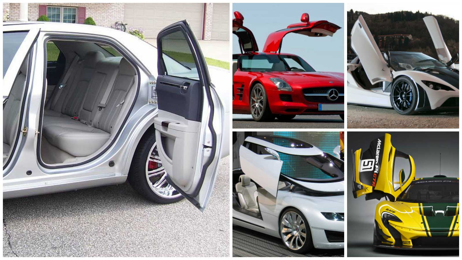 Different Types Of Car Doors Glocar Blogs