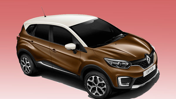 renault all set to unveil its new suv captur glocar blogs. Black Bedroom Furniture Sets. Home Design Ideas