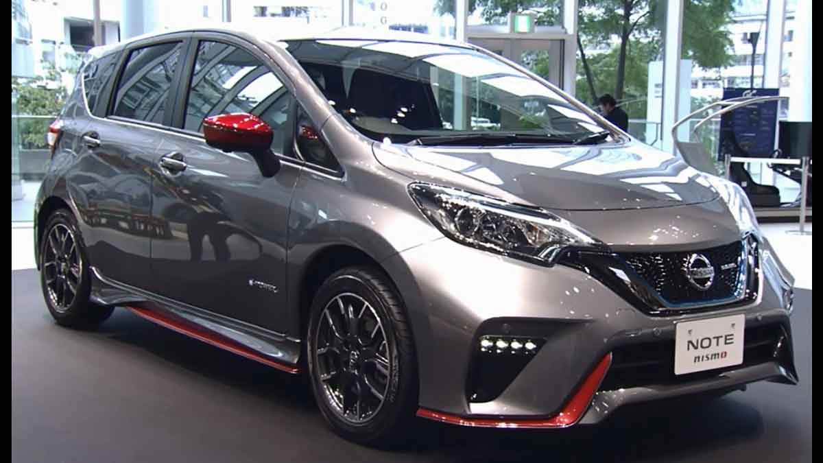 Nissan Note expected to launch in India in 2018 Auto Expo – Spied on ...