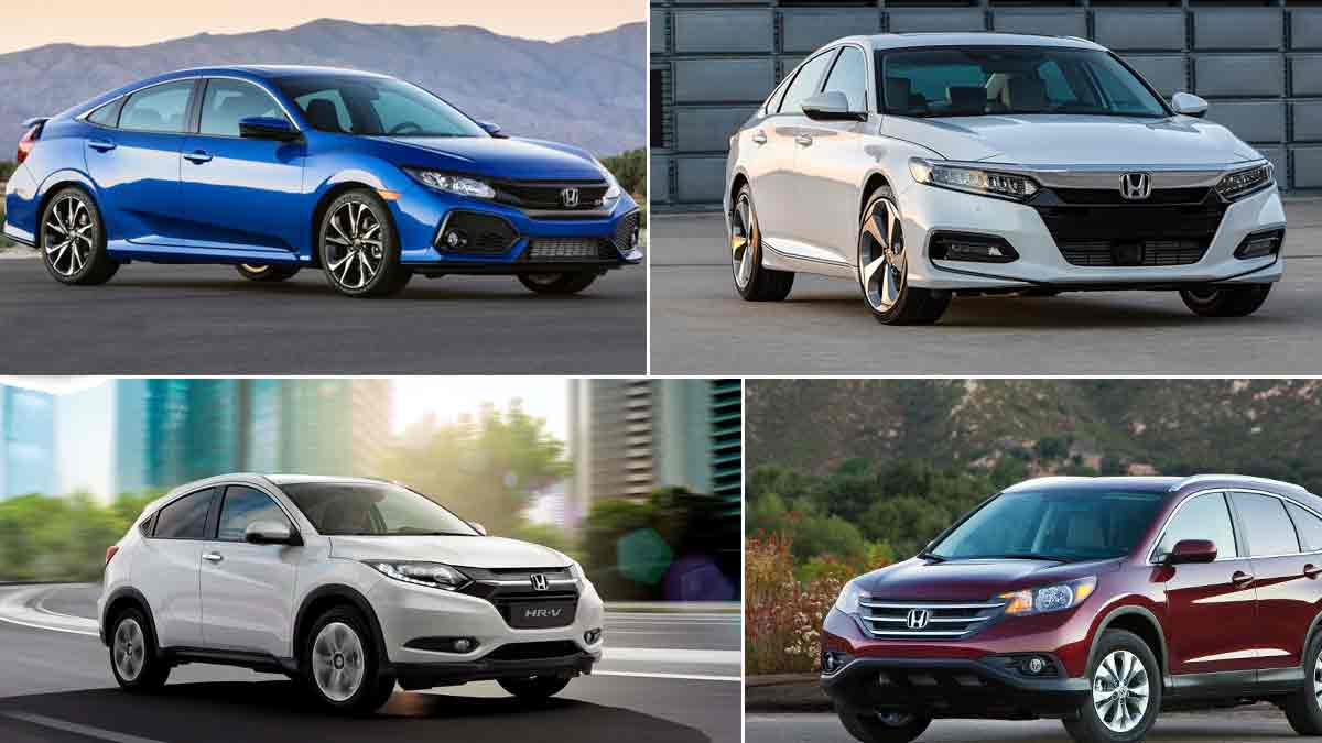 List Of The India Bound Cars That Honda Might Unveil In Auto Expo