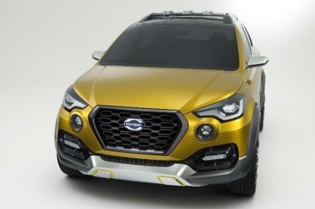 Datsun Go Cross Spotted For the First Time; likely to come ...