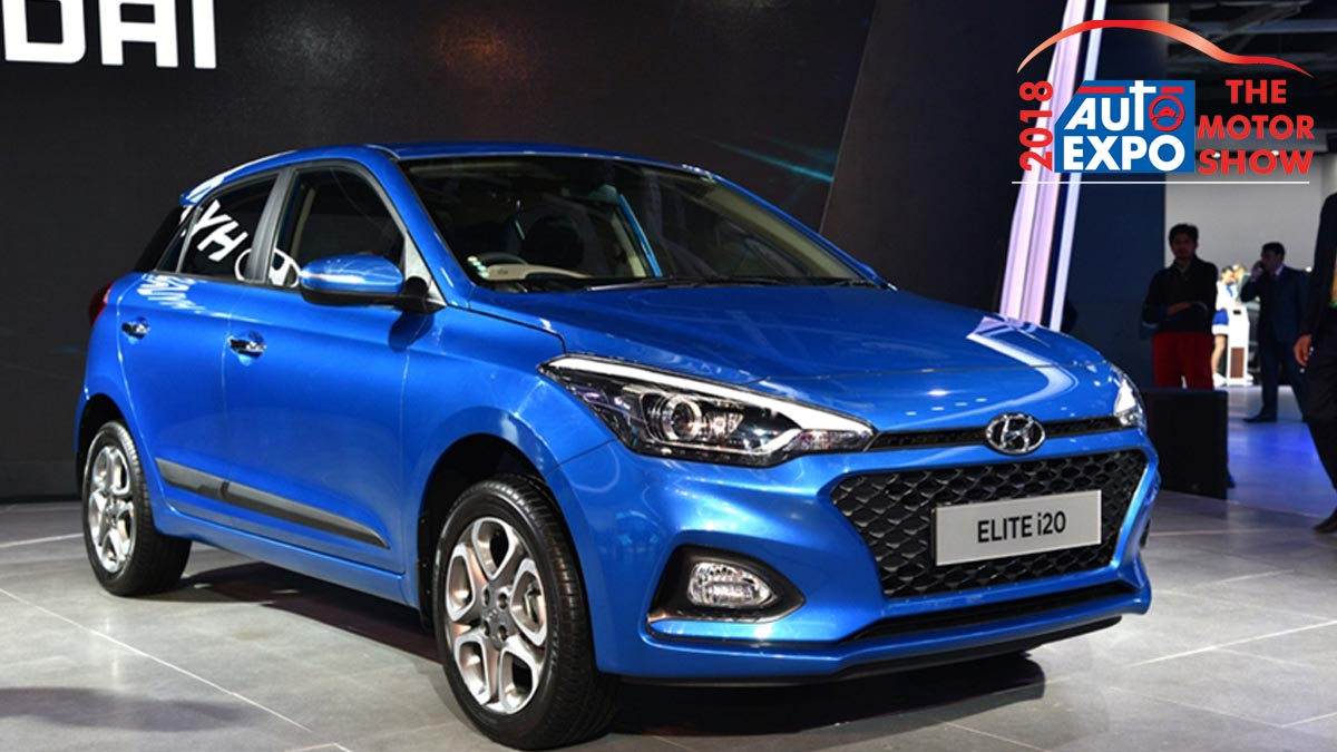 hyundai elite i20 facelift launched in india price. Black Bedroom Furniture Sets. Home Design Ideas
