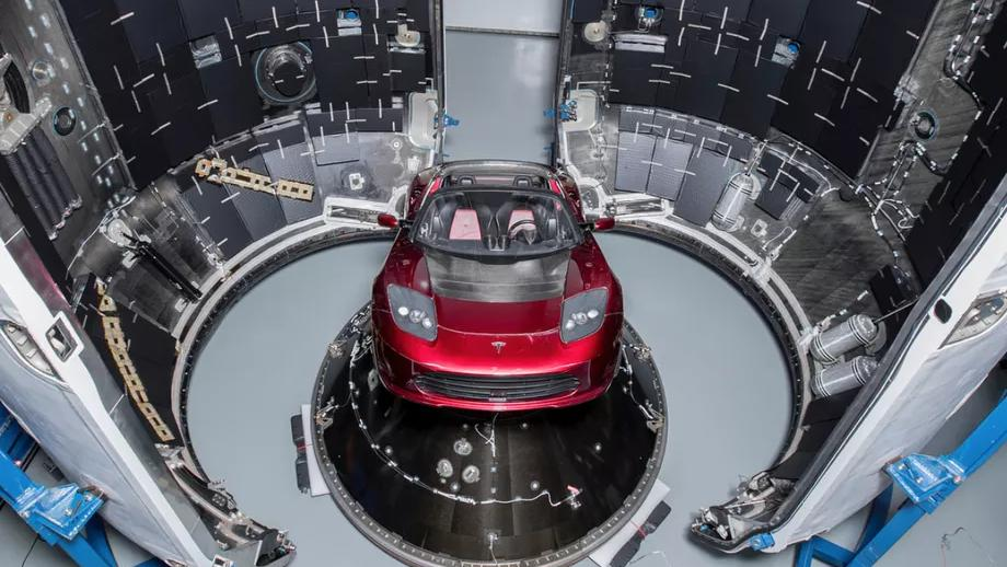 Now Track Tesla Roadster in Space   Glocar Blogs