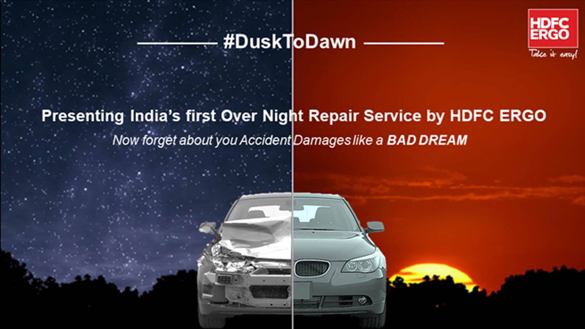 Avail HDFC Ergo service in your city and get your car ...