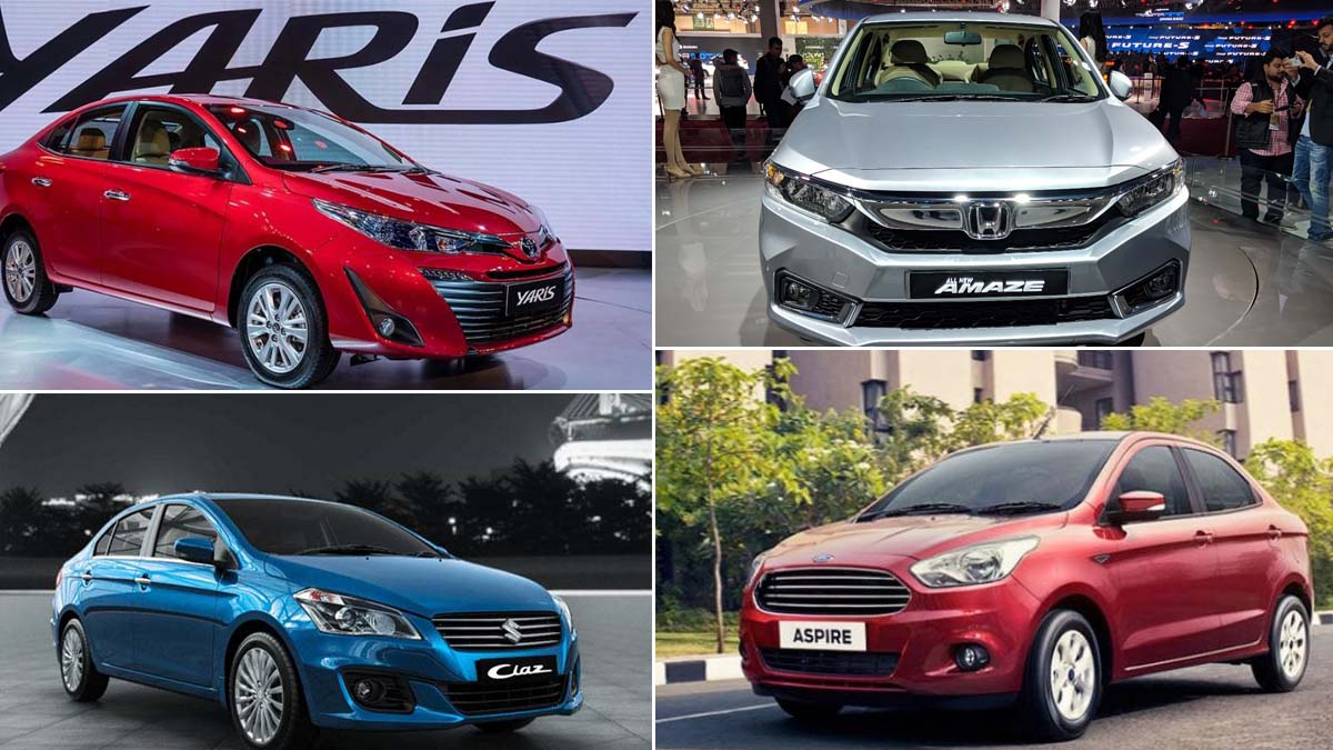 Upcoming Sedan Cars In India 2018