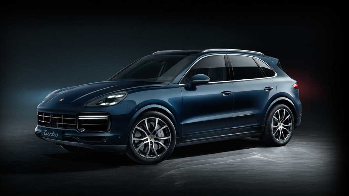 Porsche Cayenne Turbo 2018 Bookings Opened With Prices Starting