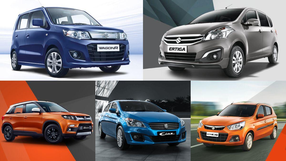 5 New Maruti Suzuki Cars For India Check Here Launch Date Price