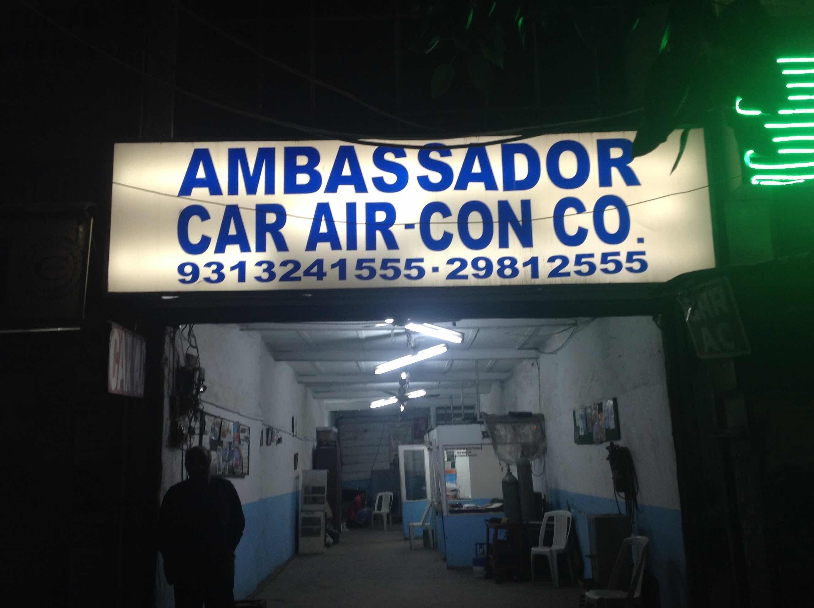 Ambassador Car Air Conditioning In B 1 Veer Savarkar