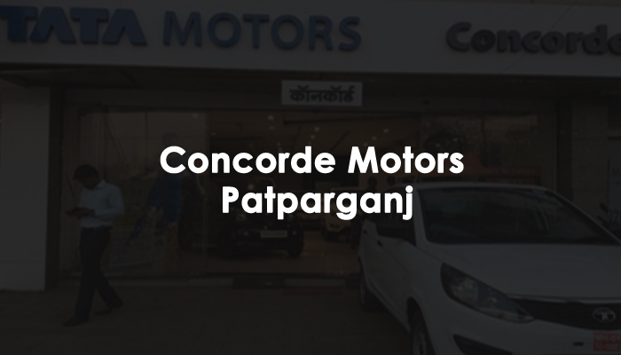 Concorde Motors Showroom Patparganj Tata Showroom In