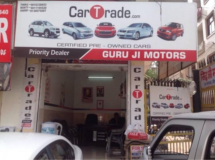 Guru Ji Motors Second Hand Car Dealers In East Geeta Colony East Delhi