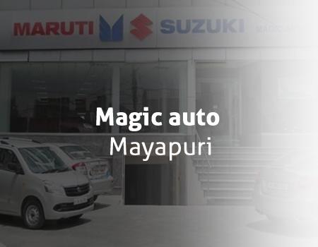 Magic Auto Service Center Mayapuri, Maruti Suzuki Service