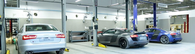 Audi Car Dealership Nottingham